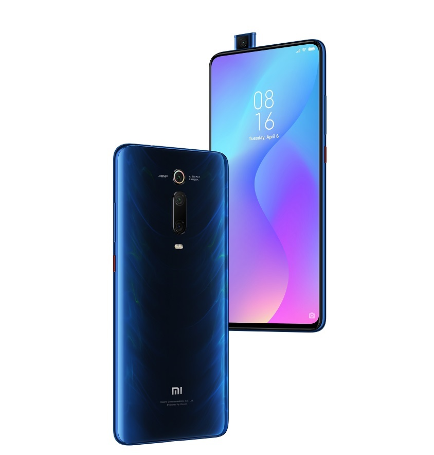 Xiaomi Mi 9 T 6/128Gb Blue (Global Version)