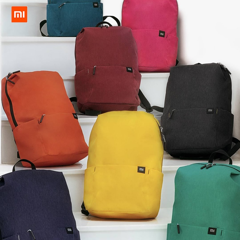 Рюкзак Xiaomi Colorful Small BackPack (Red)