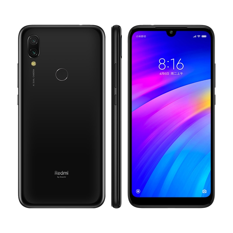 Xiaomi Redmi 7 3/64Gb Black (Global Version)