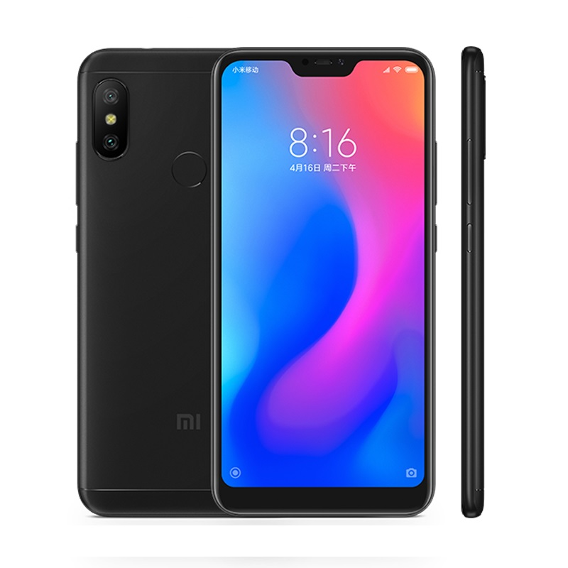 Xiaomi Mi A2 Lite 4/64Gb Black Global Version