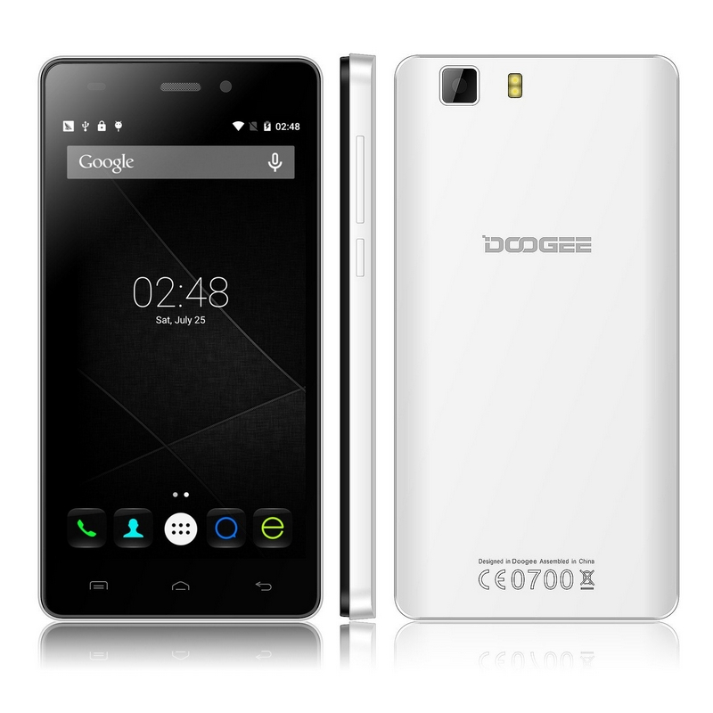 DOOGEE X60L 2/16 Gb Black EU