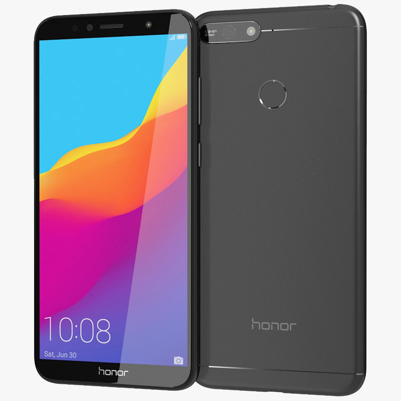 Смартфон Honor 7A Pro 2/32Gb Black