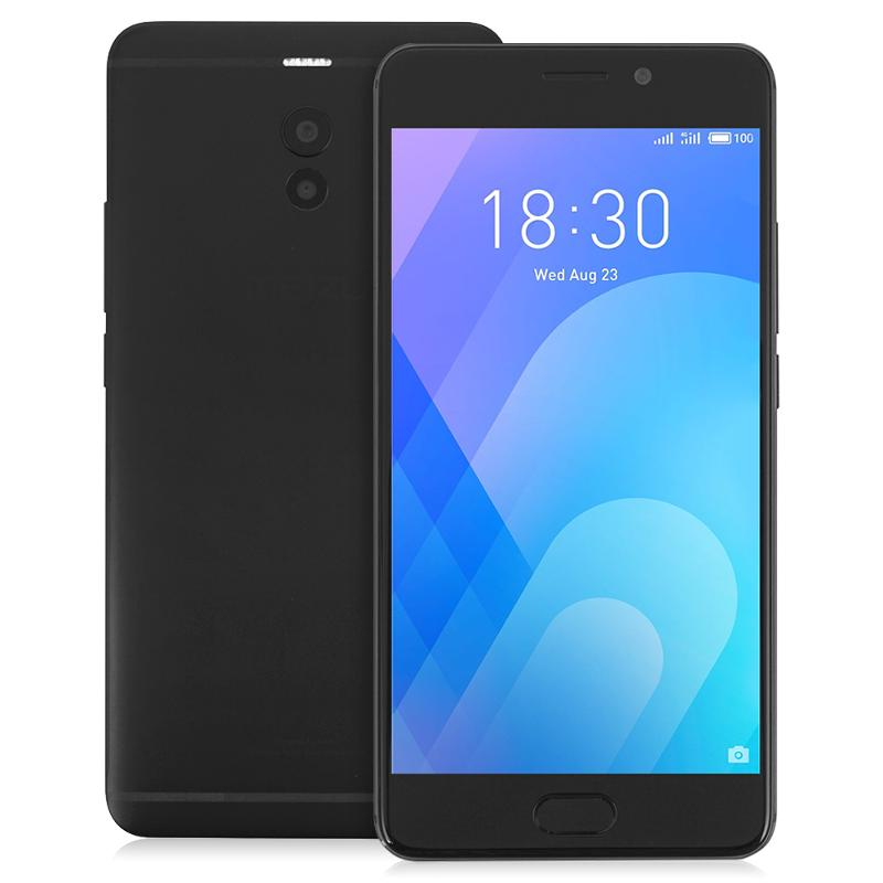 Meizu M8 64Gb Black EU (M813H)