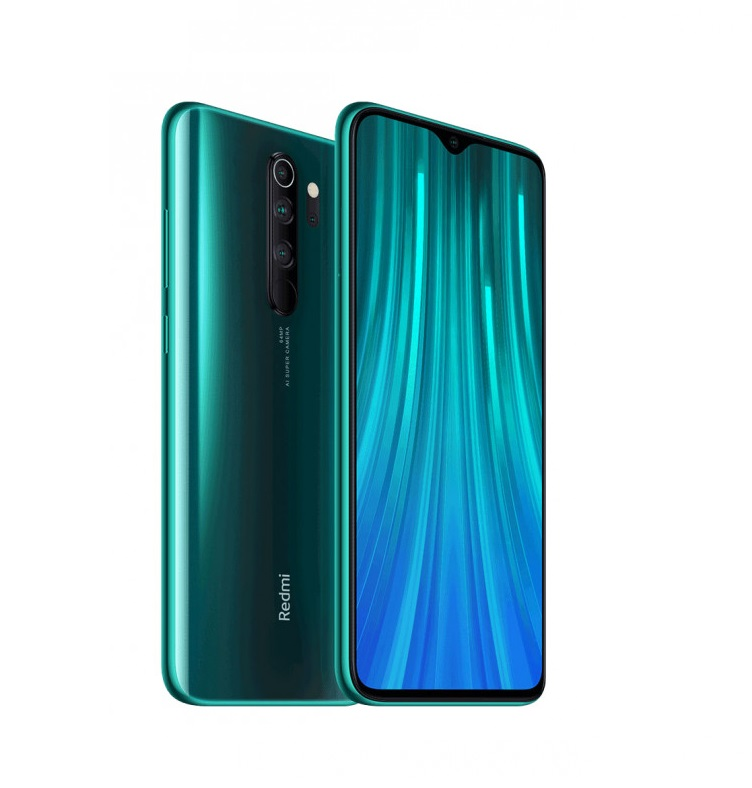 Xiaomi Redmi Note 8 Pro 6/128Gb Green (Global Version)