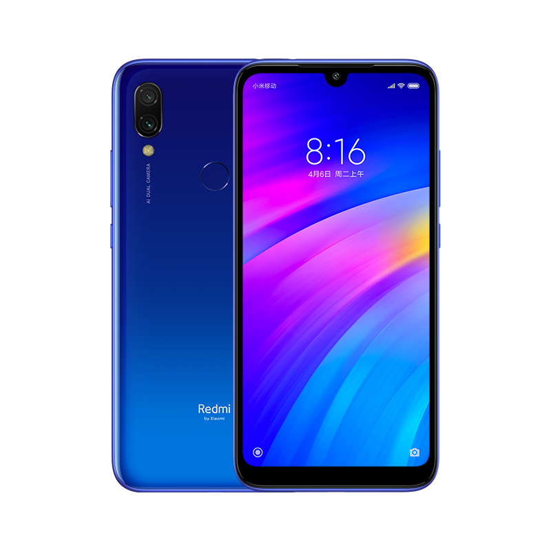 Xiaomi Redmi 7 3/32Gb Blue (Global Version)
