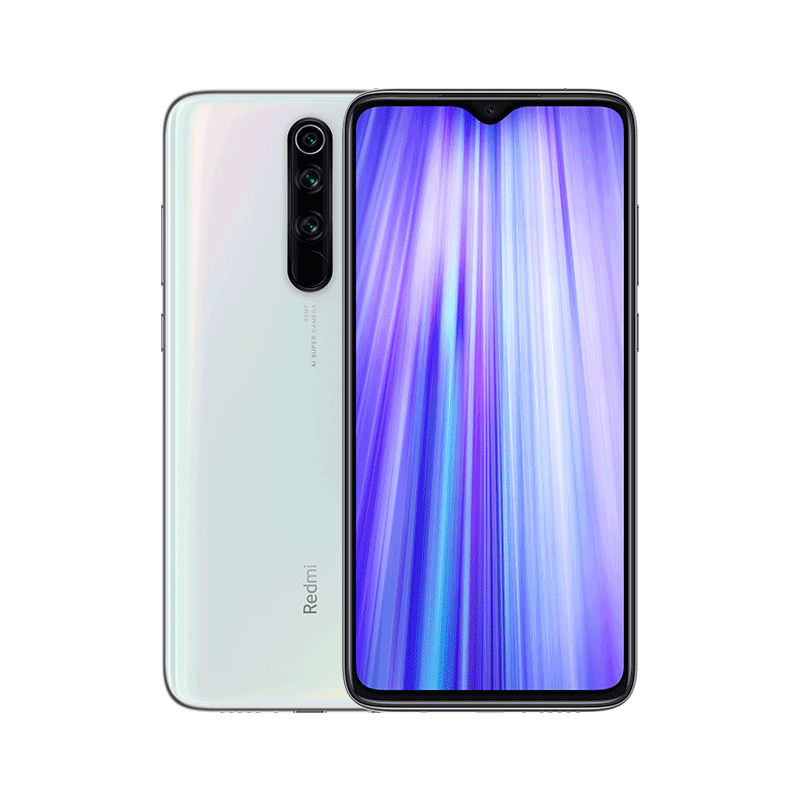 Xiaomi Redmi Note 8 Pro 6/64Gb White (Global Version)