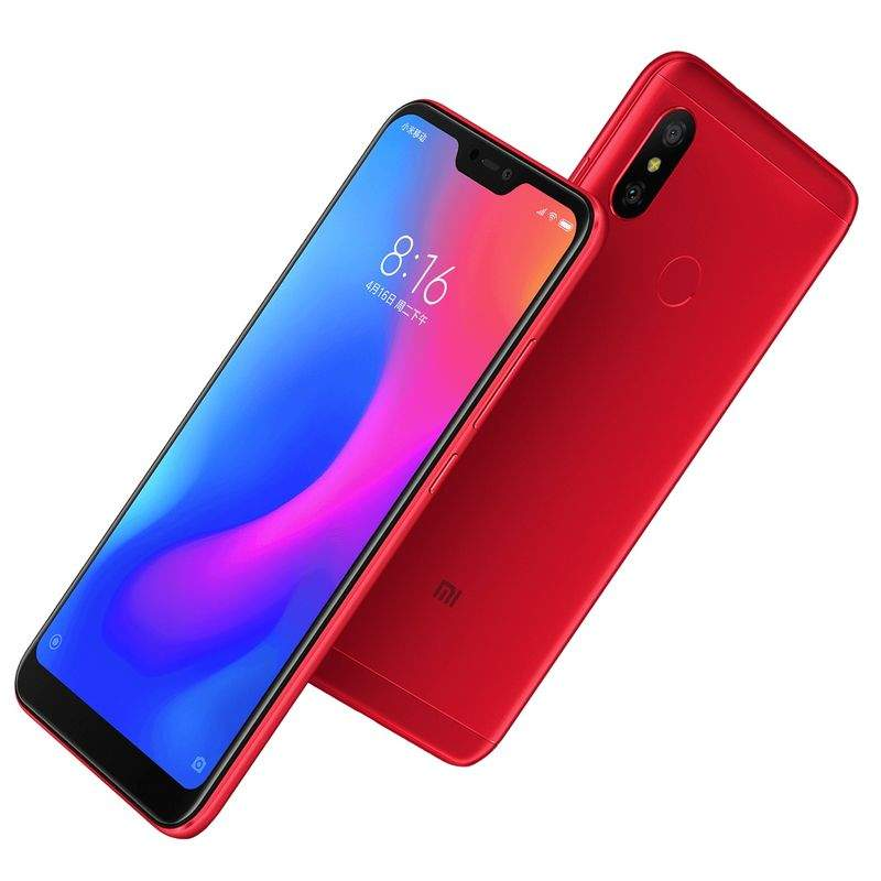 Xiaomi Mi A2 Lite 4/64Gb Red Global Version