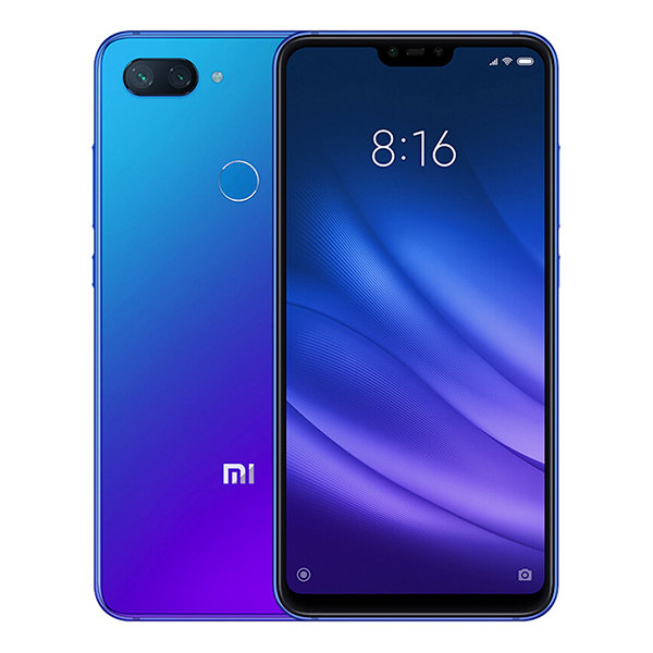 Xiaomi Mi8 Lite 128Gb Blue EU (Global Version)