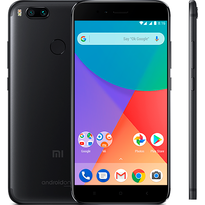 Xiaomi Mi A1 4/32Gb Black Global Version