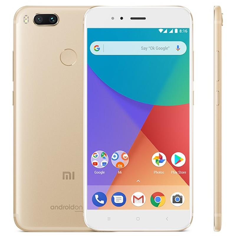 Xiaomi Mi A1 4/32Gb Gold (Global Version)