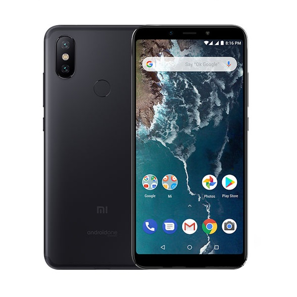 Xiaomi Mi A2 6/128Gb Black (Global Version)