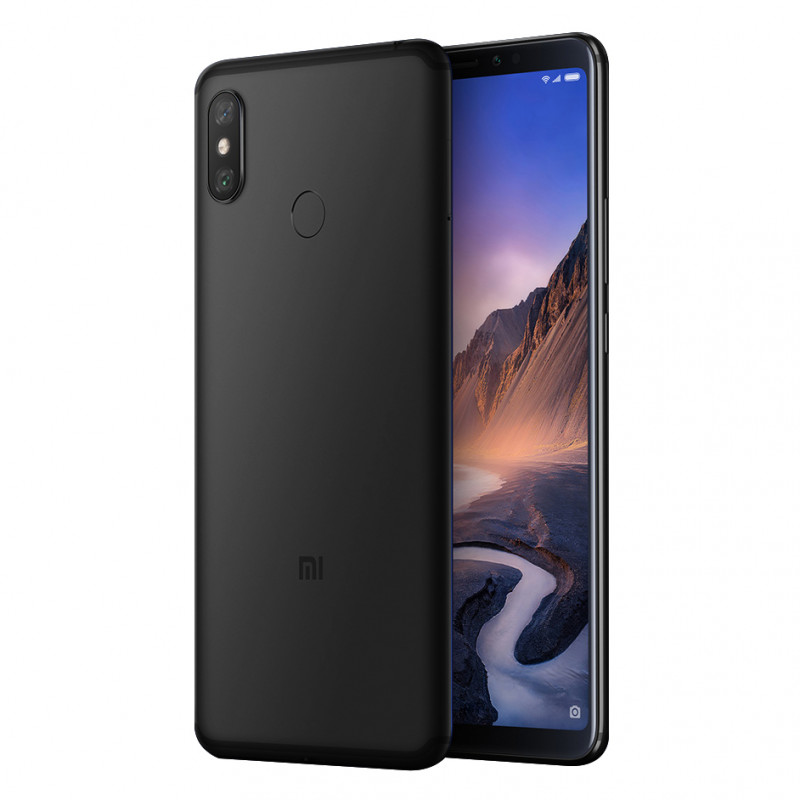 Xiaomi Mi Max 3 64Gb Black (Global Version)