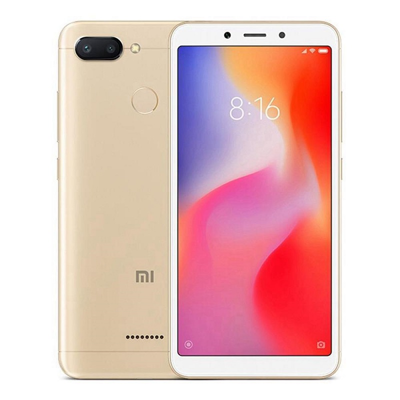 Xiaomi Redmi 6 64Gb Gold Global Version