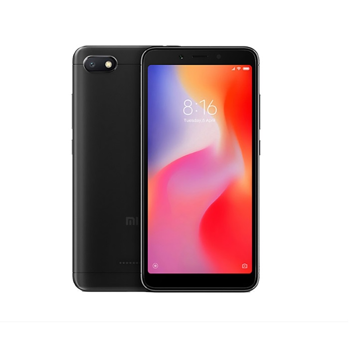 Xiaomi Redmi 6A 16Gb Black Global Version