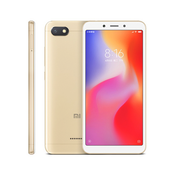 Xiaomi Redmi 6A 32Gb Gold Global Version