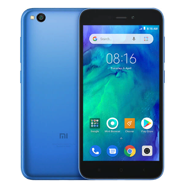 Xiaomi Redmi GO 16Gb Blue (Global Version)
