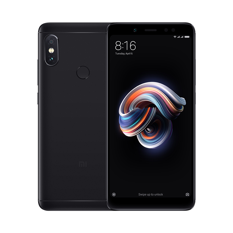 Xiaomi Redmi Note 5 3/32Gb Black
