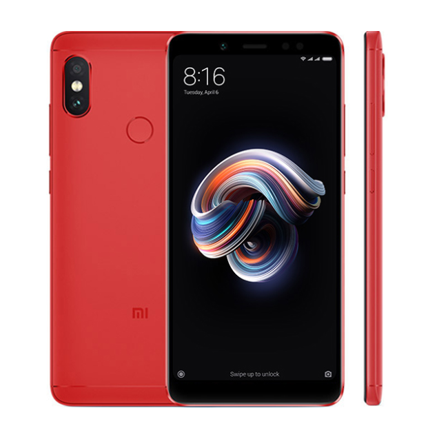 Xiaomi Redmi Note 5 3/32Gb Red Global Version