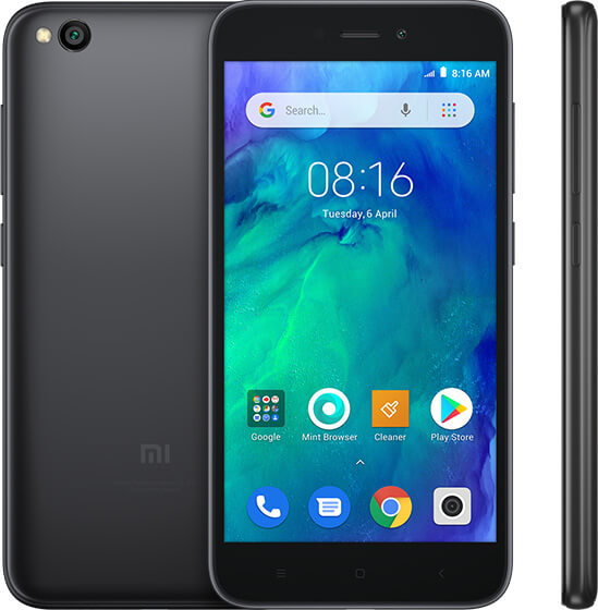 Xiaomi Redmi GO 16Gb Black (Global Version)