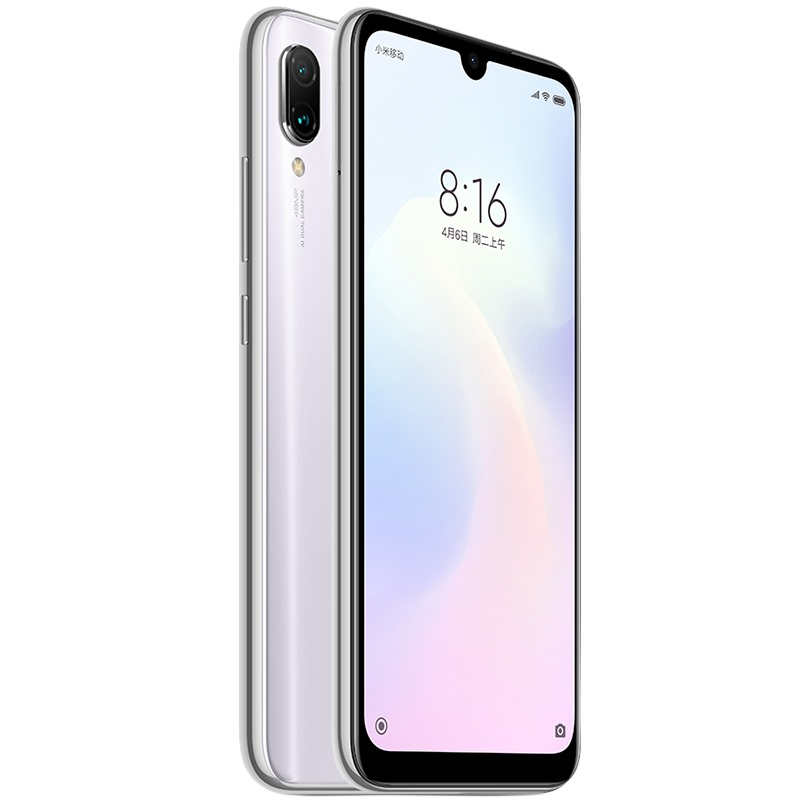 Xiaomi Redmi Note 7 3/32Gb White (Global Version)