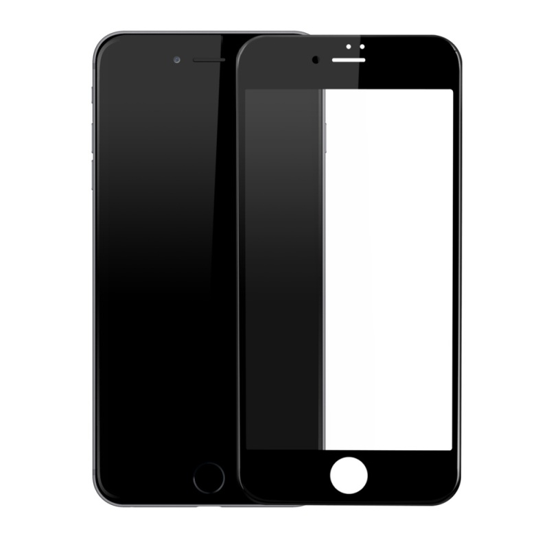 Стекло 5D для iPhone 11 Black