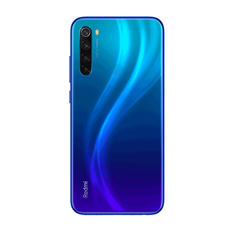Смартфон Xiaomi Redmi Note 8T 3/32Gb Blue (Global Version)